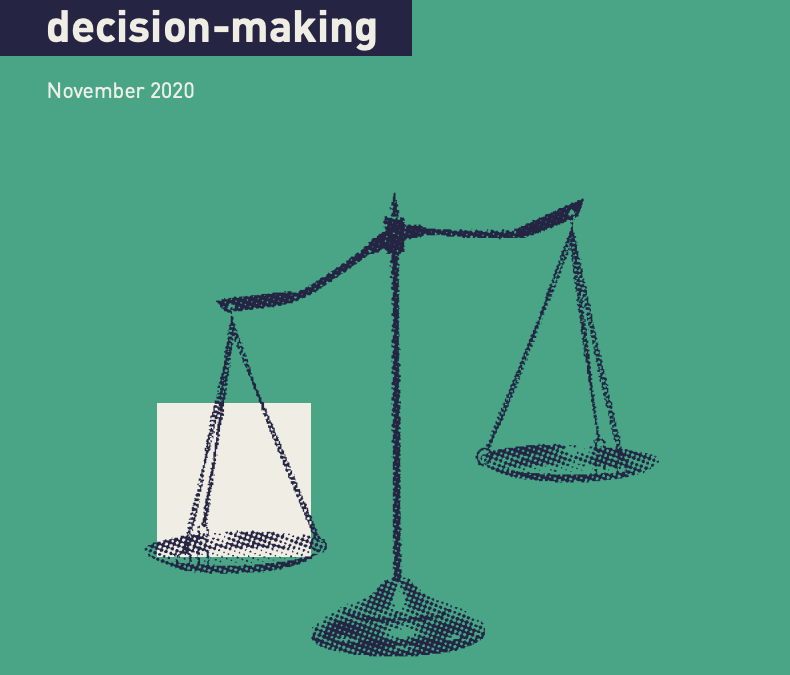 CDEI Review into bias in algorthmic decision-making